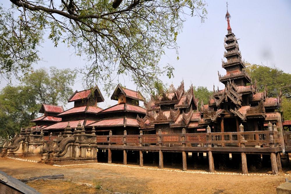 Myanmar dating culture