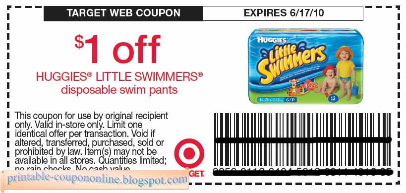 Target swimwear coupon 2018