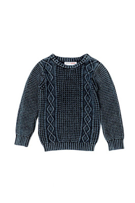Chunky Cable Knit Jumper from Minoti
