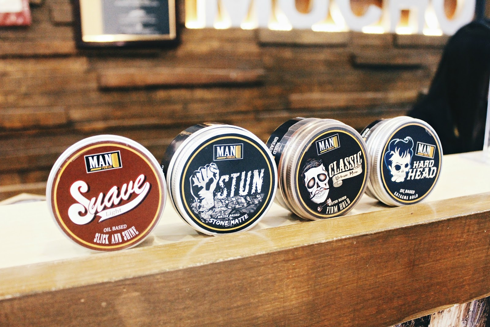 Upgrade your Hair Style with Man Pomade
