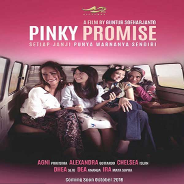 Pinky Promise, Film Pinky Promise, Pinky Promise Sinopsis, Pinky Promise Trailer, Pinky Promise Review, Download Poster Film Pinky Promise 2016