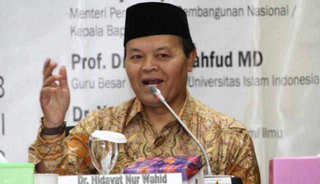 HNW: Dulu Jokowi Mules Dengar Kata Impor