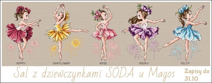 SAL SODA z baletnicami