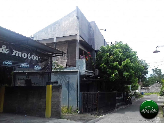 Rumah dekat Kampus Stikes Aisyiyah