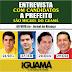 Rádio Guamá entrevista os candidatos à prefeitura municipal
