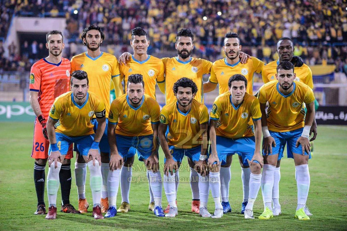 مباراة الاسماعيلي والافريقي 16-3-2019 دوري ابطال افريقيا