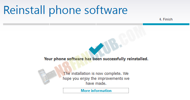 How to re-install Nokia firmware with Nokia Suite or Flash with Phoenix?