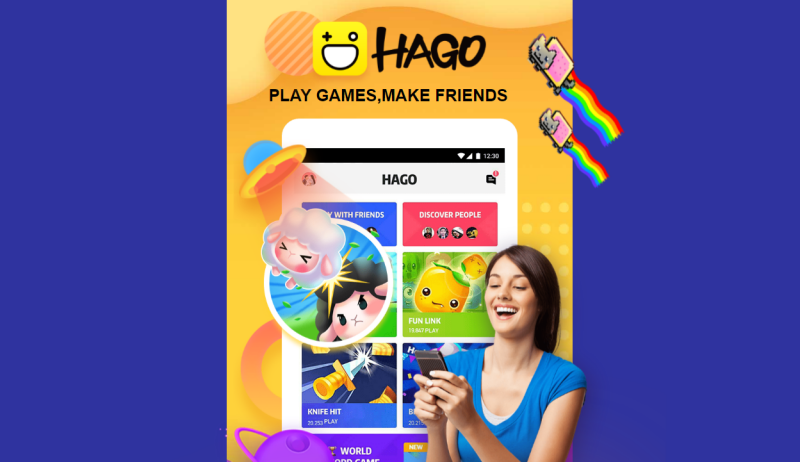 Hago rewarding app to Earn Free paytm cash