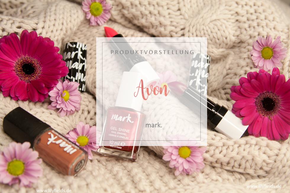 Avon - mark. - Lippenstift & Nagellack