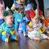 Virmond -Dia de Circo para os pequenos do CMEI Mundo Encantado