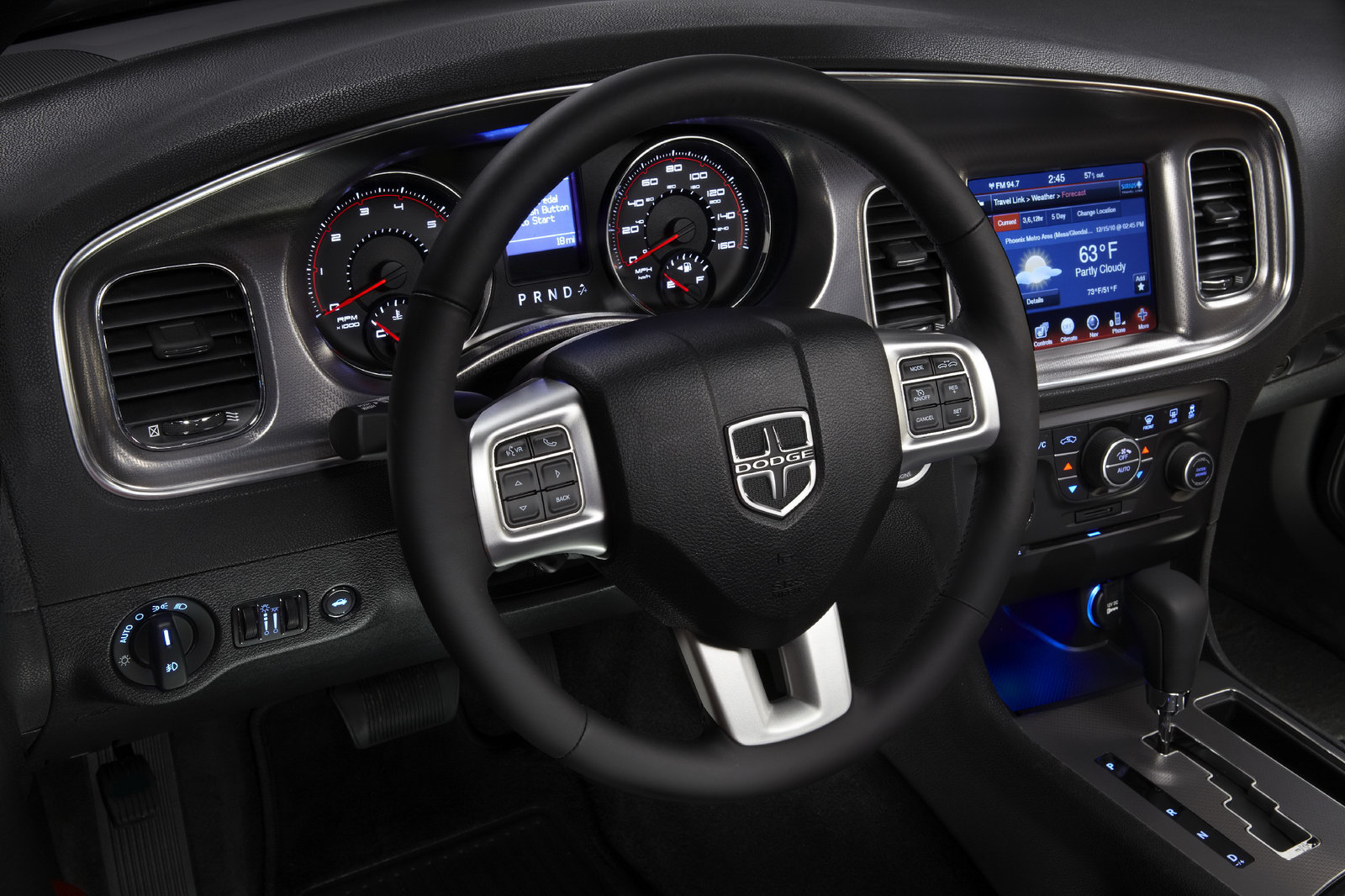 2012 Dodge Charger TBi Powered by Alfa Romeo's 1,75 Liter