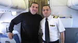اخبار العالم اليوم الجمعة 20-5-2016 تعرف على علاقة الداعية الاسلامى عمرو خالد بقائد الطيارة المفقودة