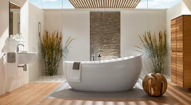 El estilo Feng Shui en los cuartos de baño