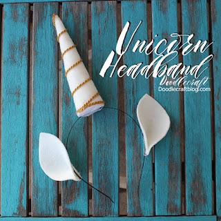 http://www.doodlecraftblog.com/2016/01/unicorn-horn-headbands.html