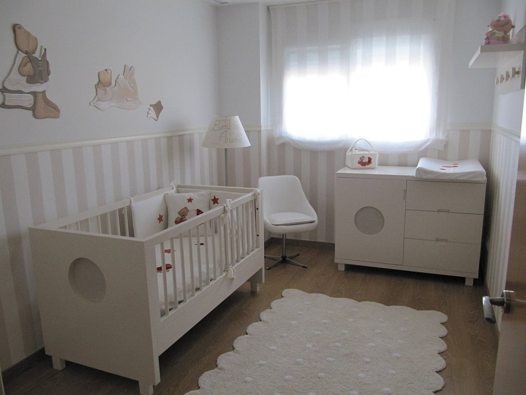 Good morning style la habitaci n del beb - Decoracion habitacion de bebe ...