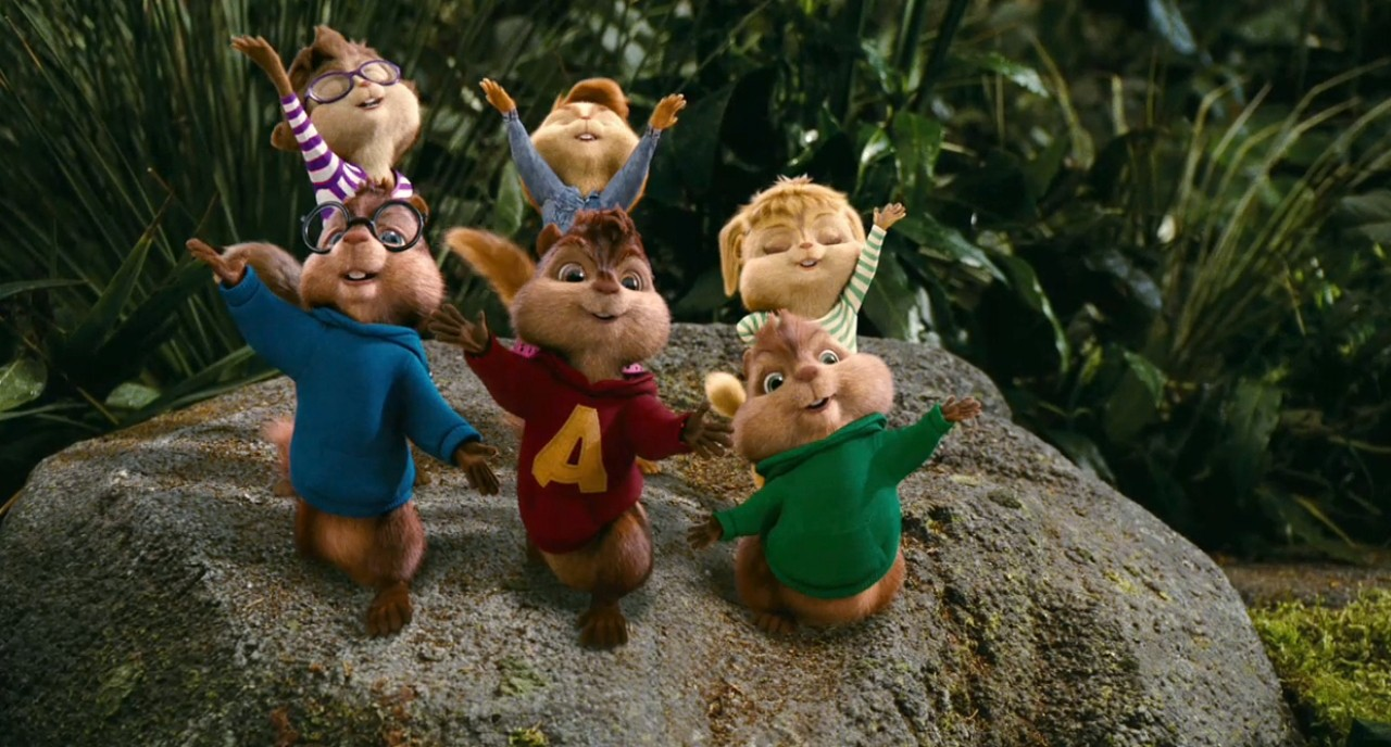 generated rock star chipmunks whose two movie outings thus far have