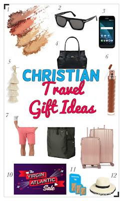 Christian travel gift ideas