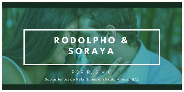 INSIDE - Rodolpho & Soraya (Ensaio fotográfico)
