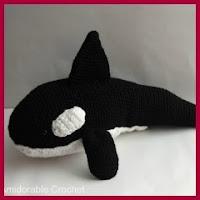 Orca amigurumi