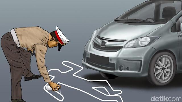 Anggota Densus 88 Ditabrak di Jaktim, Pengendara Mobil Diburu