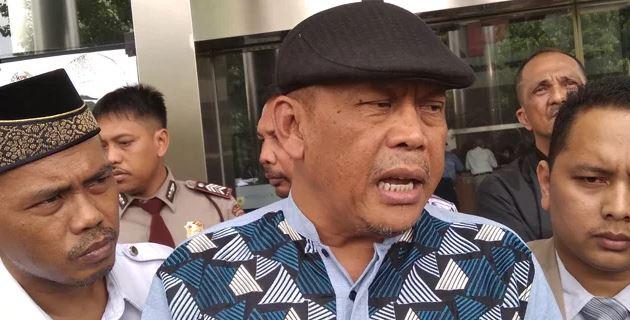 Eggi Sudjana Gagal Bikin Jokowi Tersangka Utang Negara, KPK Gak Gubris