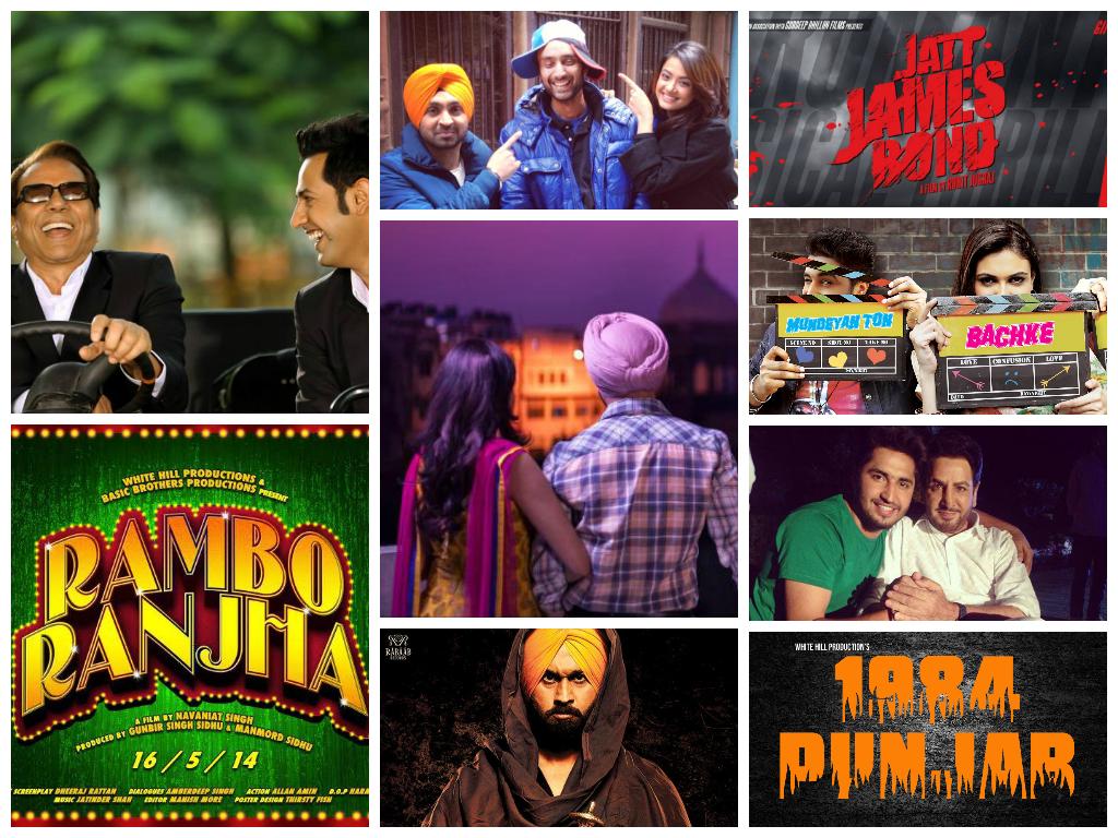 10 Most-Awaited Punjabi Films of 2014  Cine Punjab