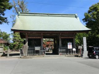 勝福寺・仁王門