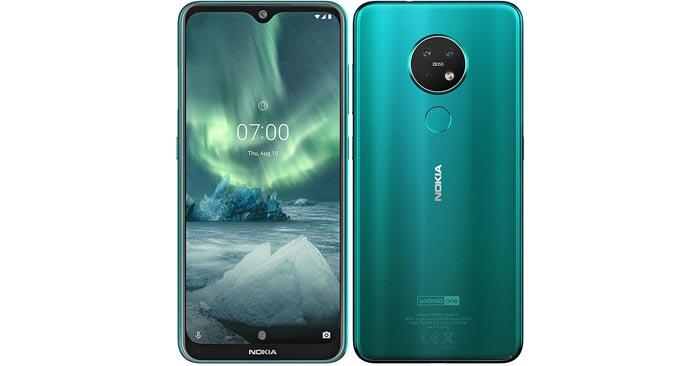 Harga Nokia 7.2 dan Spesifikasi Lengkap Indonesia