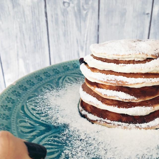 GrinseStern, sieben sachen sonntag, mein tag in bildern, size zero pancakes