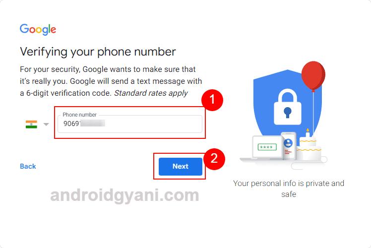 Gmail account kiase banate hai