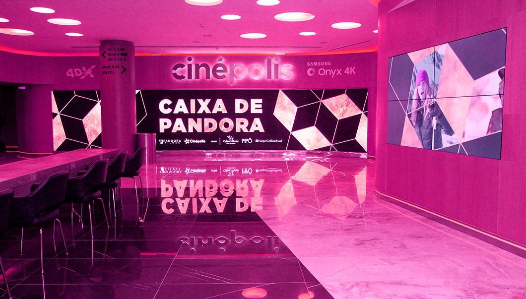 Caixa de Pandora: em parceria com a Pandora Filmes, rede Cinépolis terá exibição quinzenal de filmes independentes
