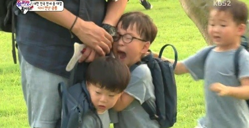 return of superman twins meet triplets