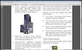 Aplikasi Pembaca Ebook di PC