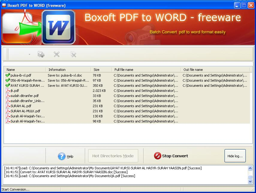 Download Free Software Pengubah PDF Jadi Word