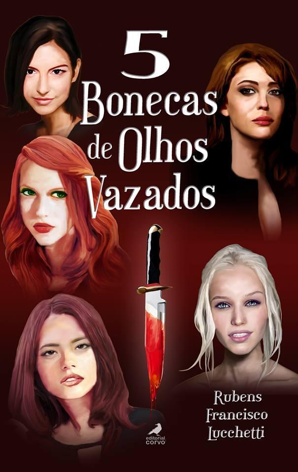 Image result for CINCO BONECAS DE OLHOS VAZADOS