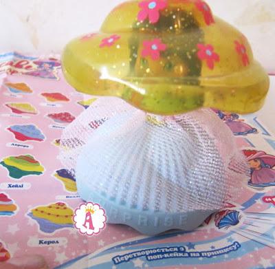 Обзор кукол Поп-кейк куколка Кэрол в желтой шляпке