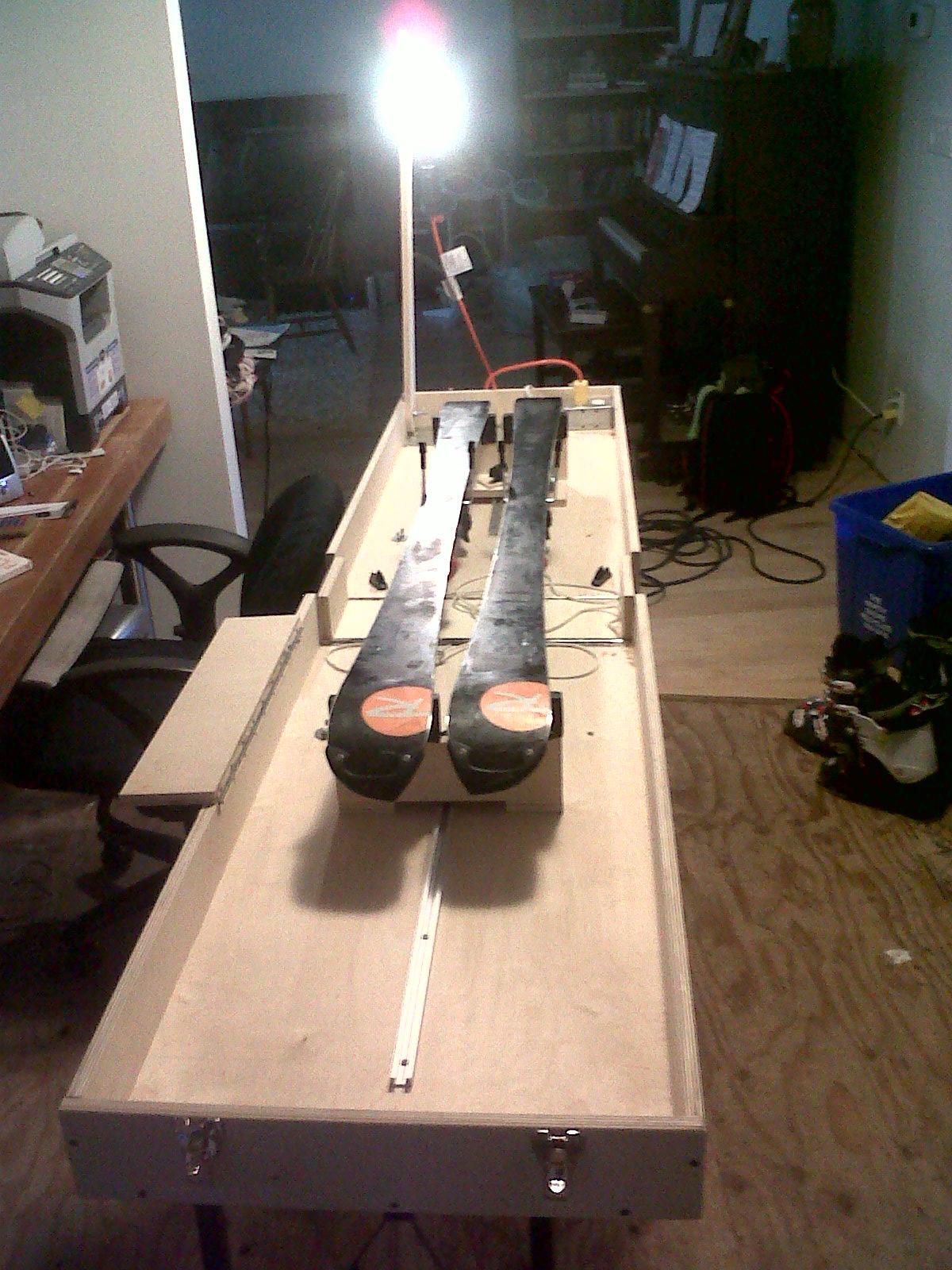 Cb Ski Tuning Bench Ver 2 Done
