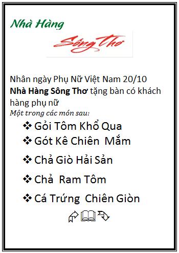 [Chương trình]Mừng Ngày Phụ Nữ Việt Nam