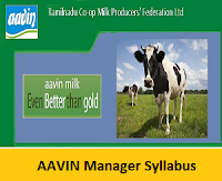 AAVIN Manager Syllabus