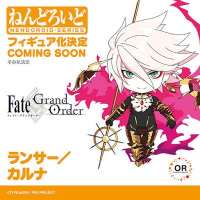 Fate/Grand Order - Lancer/Karna