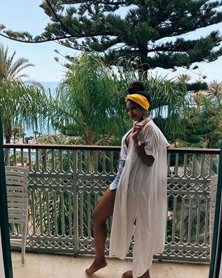 Isibaya Linda Mtoba And Steven Meyer Honeymoon Pictures In