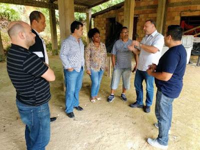 Prefeitura de Registro-SP inicia processo de regularização fundiária no Jardim Vitória