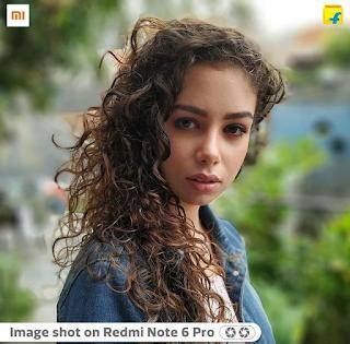 Redmi note 6 pro camera image