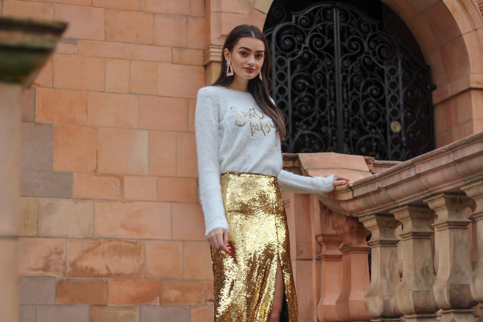 3 sequin midi skirts and how to style them