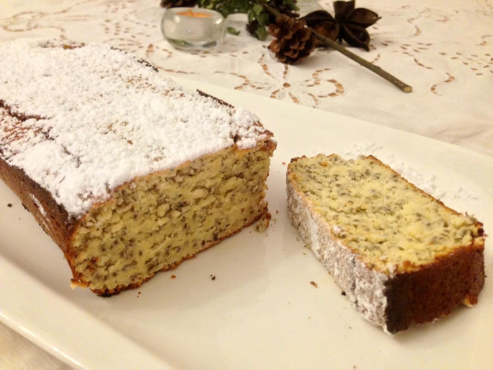 Mchens Lowcarb Limetten Chia Vanille Kuchen