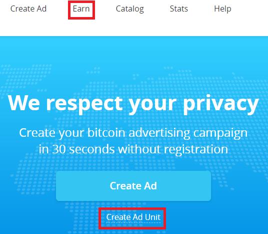 Cara Mendapatkan Banyak Bitcoin Gratis dan Meningkatkan Penghasilan Bitcoin di A-Ads