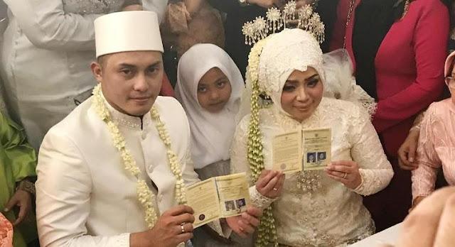 Resmi Nikah, Fadel Islami Sudah Akrab dengan Anak-anak Muzdalifah