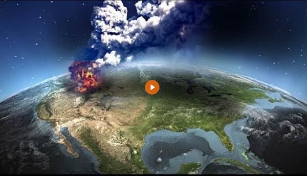 ¡¡EEUU Prepara!! Una «EVACUACIÓN TOTAL» Por ¡¡El Súper Volcán YELLOWSTONE!!