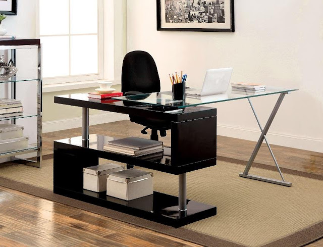 best buy glass office desk furniture Amazon for sale cheap