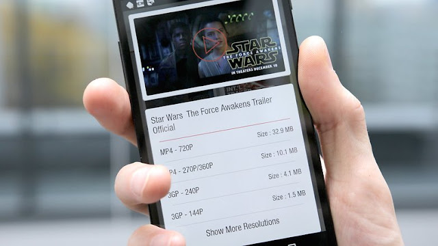 أفضل التطبيقات التي لا توجد في متجر جوجل : Videoder